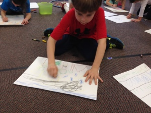 Thunder-Lightning-Drawing-kid